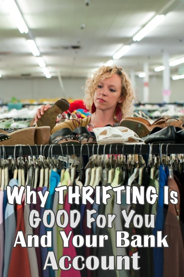 National Thrift Shop Day: Why Thrifting is Good For You (And Your Bank Account)