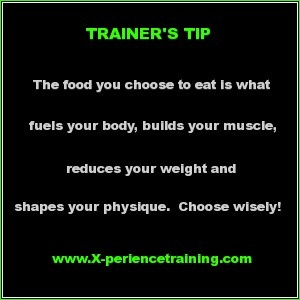 Nutrition is so important in building a better body.