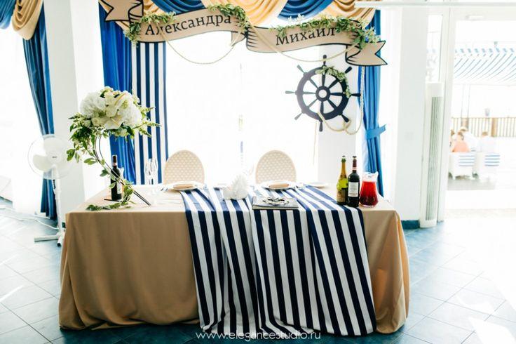 Свадебный декор Wedding decor Wedding details Оформление свадьбы Sea wedding decoration Свадьба в морском стиле