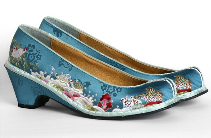 sonjjang hanbok - shoes for Korean clothes, Korean dress