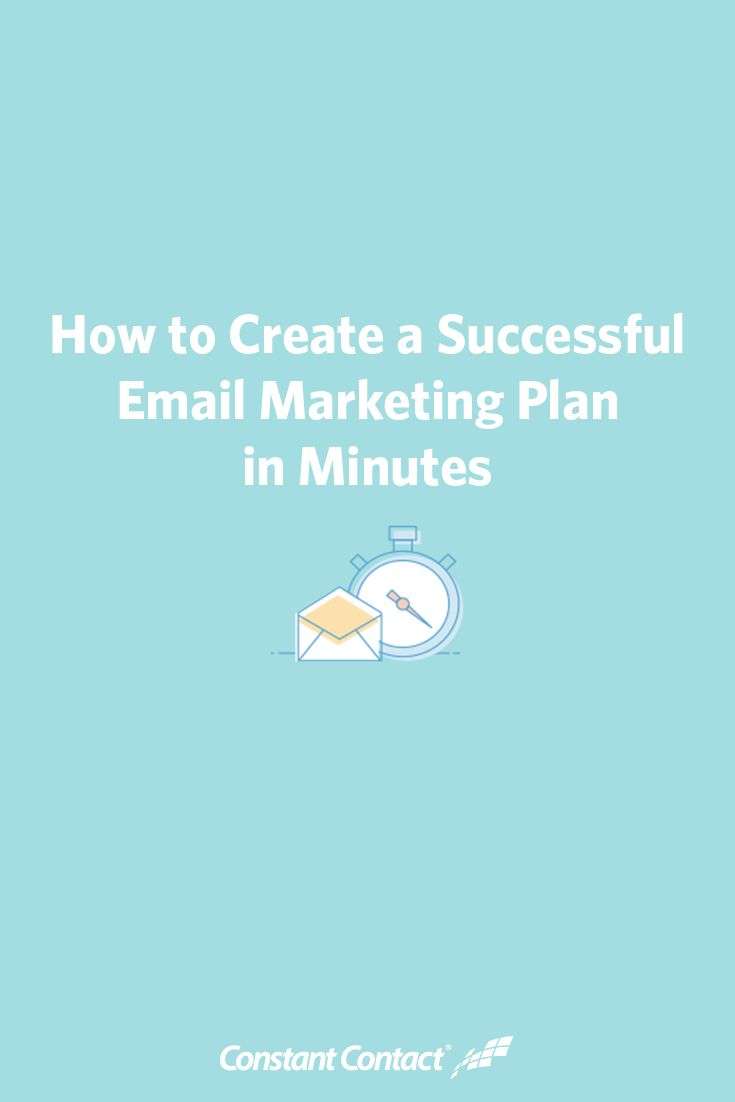 We created a simple template to help you plan a whole year's worth of email marketing in just minutes.  Download our new Email Marketing Plan Template to keep you on track in 2017.