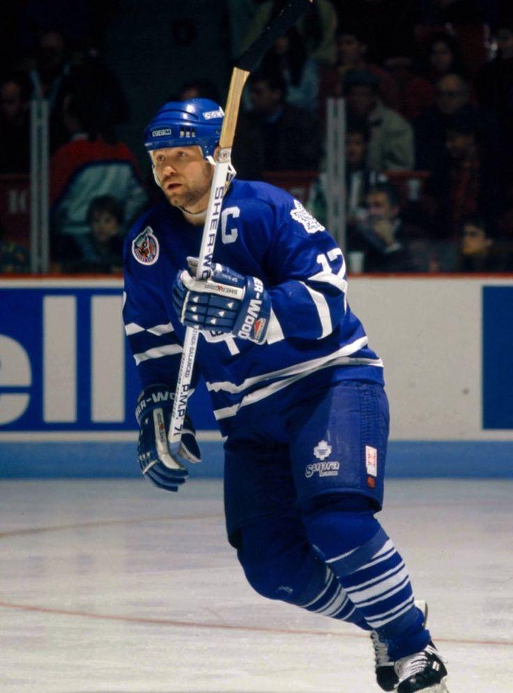 Wendel Clark - Toronto Maple Leafs