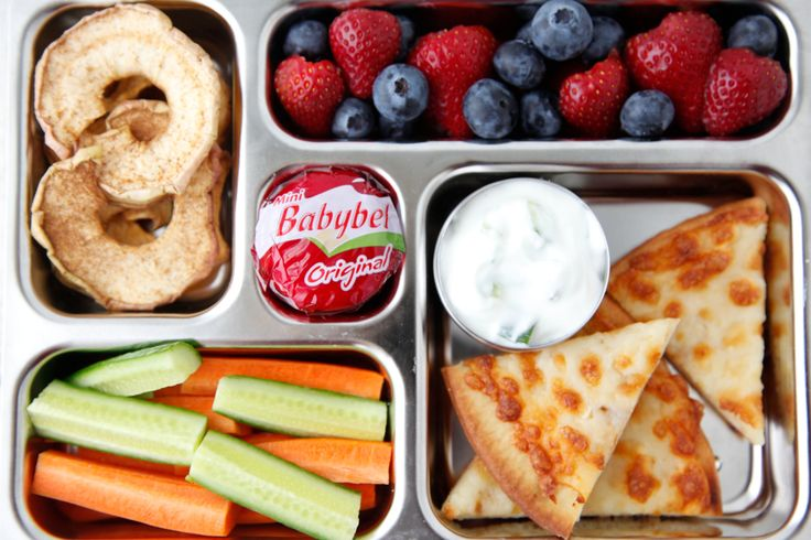 how to give yogurt for school lunch