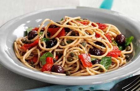 Oggi torniamo a parlare di ricette light con il bimby: in particolare vediamo come preparare ottimi spaghetti integrali al peperoncino dolce, per tutte coloro che sono a dieta.