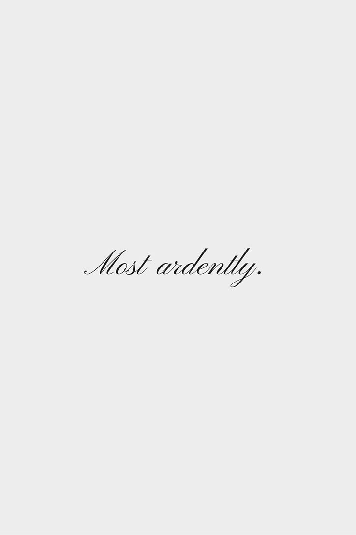 Most ardently | Pride & Prejudice (film)