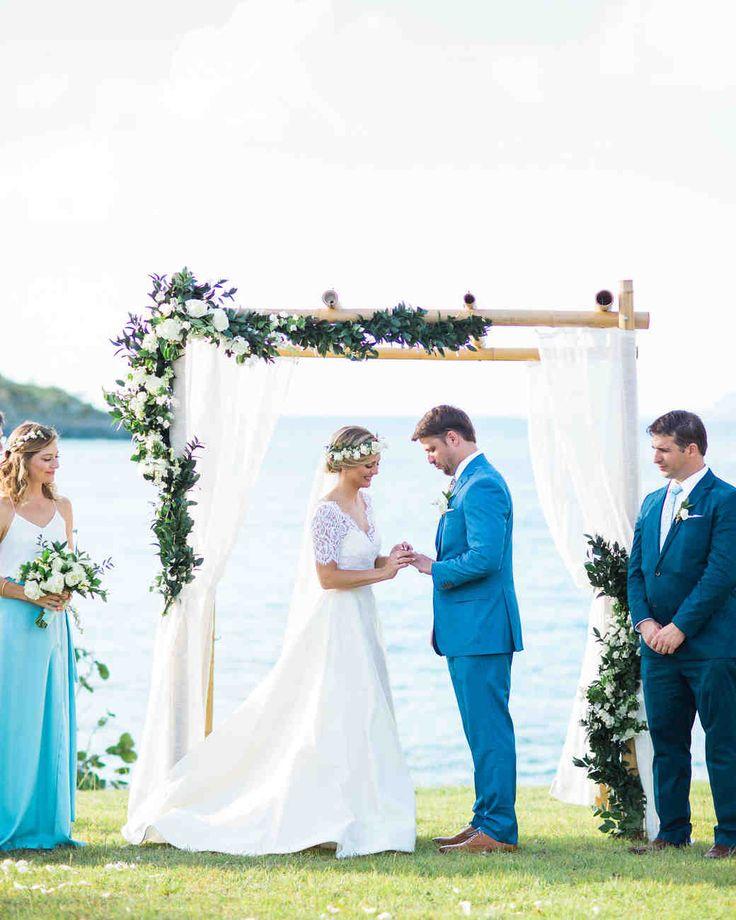 20 Tipos De Altar Para Casamentos Em Chacaras