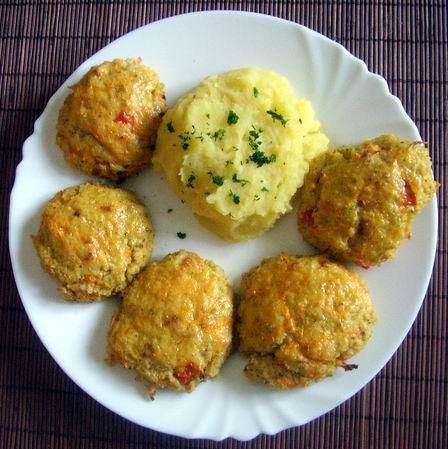 Kölesfasírt krumplipürével diétásan Recept képpel - Mindmegette.hu - Receptek