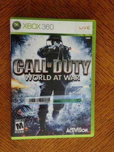 The Games Factory 2 Call Of Duty World Call Of Duty War