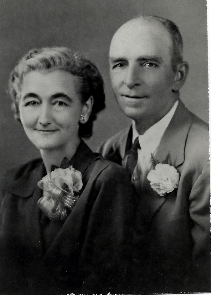 Ted and Fanny Jordahl