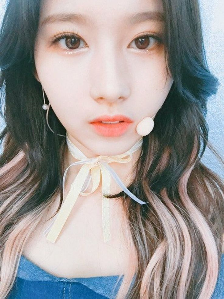 Sana of TWICE  She's just too precious and adorable, it just makes my heart ache!!