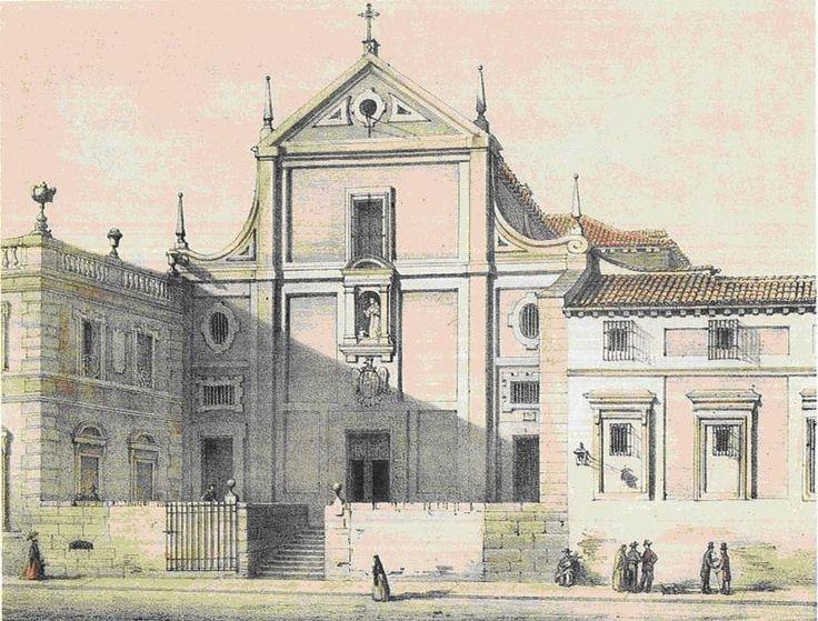 57 best madrid antiguo edificios religiosos images on for Calle prado de la iglesia guadarrama