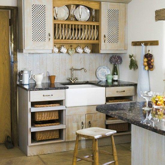 Farmhouse kitchen | Kitchen design | Decorating ideas