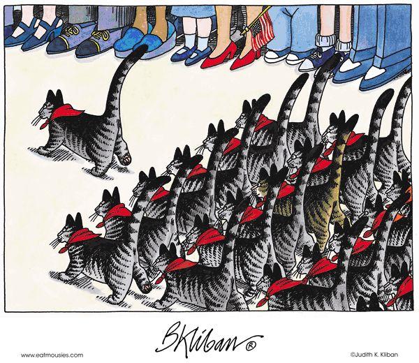 KLIBAN CAT COMIC   (blogs.gocomics.com)
