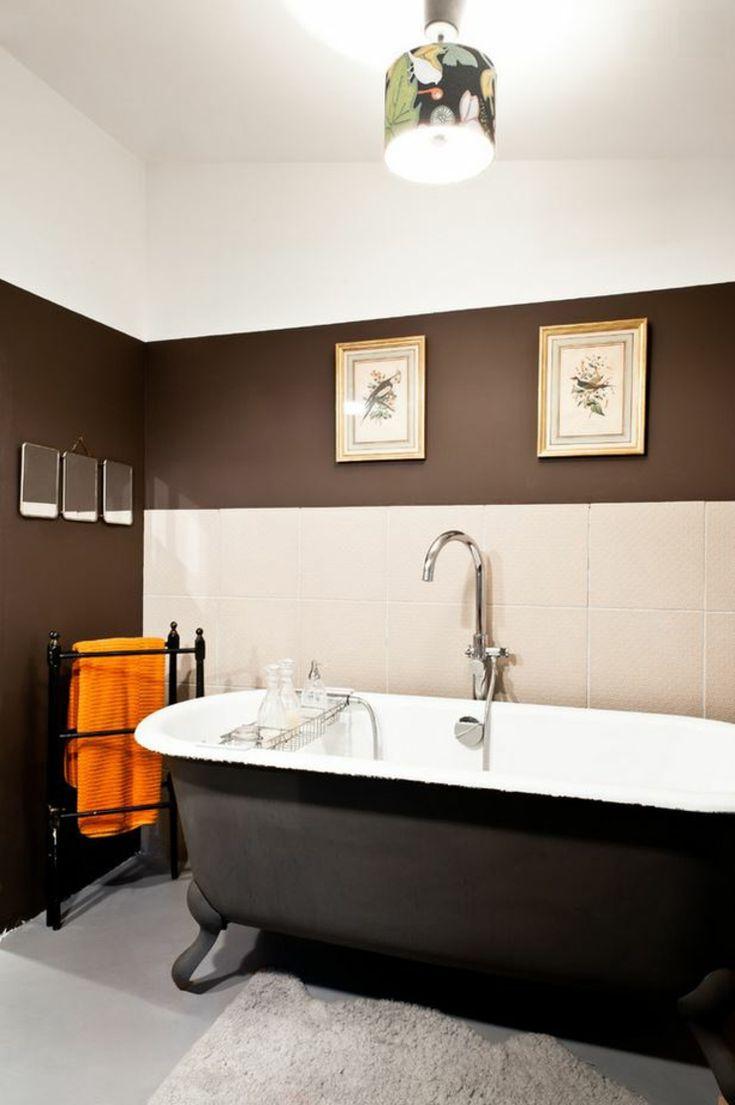 Les 17 meilleures id es de la cat gorie salles de bains for Plante pour salle de bain sombre