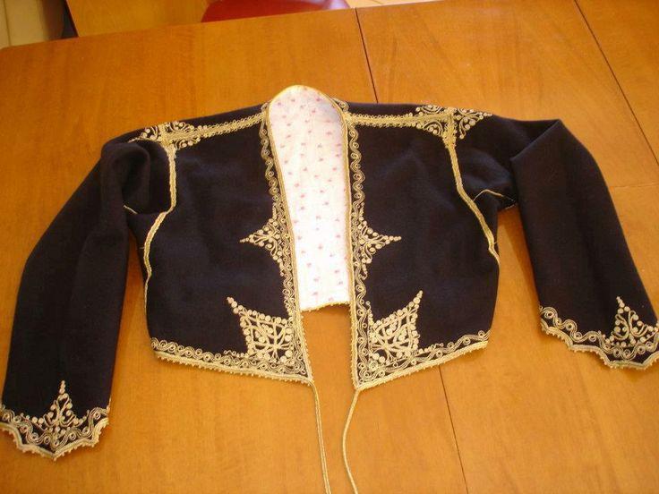 Cretan woman's jacket