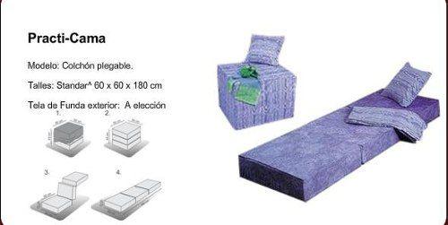 sofa cama 1 plaza practicama
