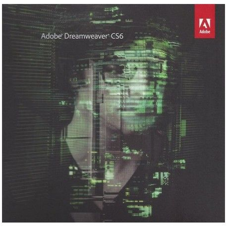 Adobe Dreamweaver CS6 Win - Download   Condition New  Adobe Dreamweaver CS6 software enables you to make cutting-edge web designs and mobile apps while generating HTML5 and CSS3 code.