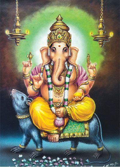 16 Names and forms of Lord Ganapathi - Sakthi Vikatan | பதினாறு பேறுகளும்…