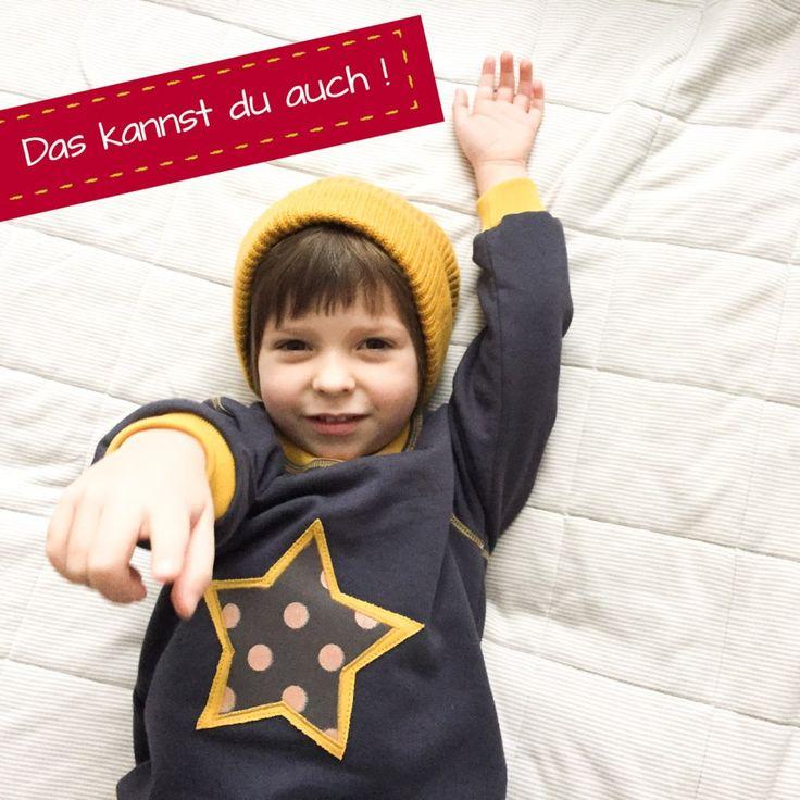 """Blog-Review von """"Von Ahoi"""" zum TOPP-Titel """"Nähen mit Jersey - kinderleicht"""": https://www.topp-kreativ.de/naehen-mit-jersey-kinderleicht-6402.html #frechverlag #topp #diy #nähen #jersey #paulinedohmen"""