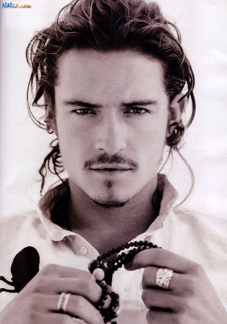 Orlando Bloom... Something about him