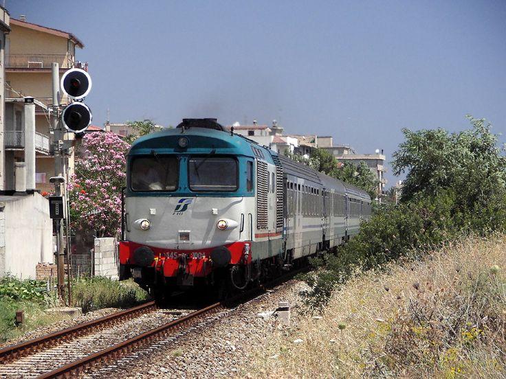 D445 1004 Guardavalle - Monasterace Stilo