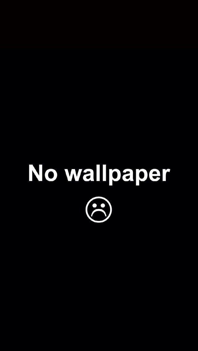 NO WALLPAPER// LOOKSCREENS //