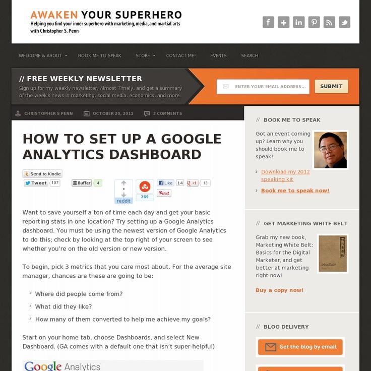 how to set up google analytics to wordpress