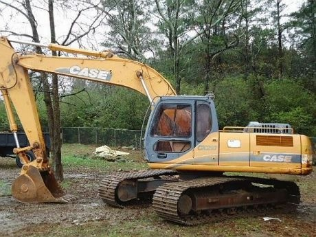 Case Excavators    http://www.rockanddirt.com/equipment-for-sale/CASE/excavators