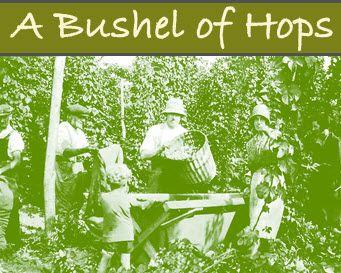 Welcome - A Bushel of Hops