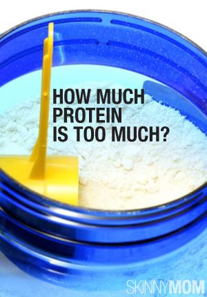 Can you have TOO MUCH protein? Find out!