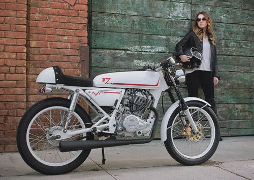 Honda Skyteam Ace 125