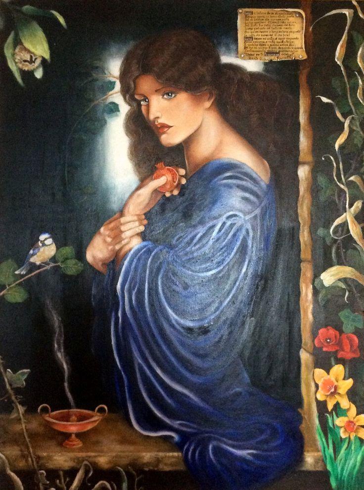 proserpina__tribute_to_dante_gabriele_rossetti_by_pidimoro-d9brvks.jpg (1024×1379)