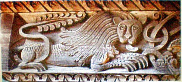 ЕДИНОРОГ<br>в русском предании<br><br>Единорог зверь всем зверям отец<br>почему единорог всем зверям отец<br>потому единорог всем зверям отец <br><br>А и ходит он под землею<br>а не держут ево горы каменны<br>а и те та реки ево быстрыя<br><br>Когда выйдет он из сырой земли<br>а и ищет он сопротив..