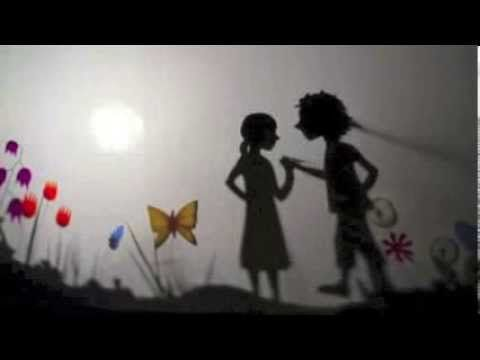Shadow Puppetry Tutorial- a very simple step by step tutorial to relaxing music (no voice over) A great resource to show even the youngest of students as an introduction to making shadow puppets.