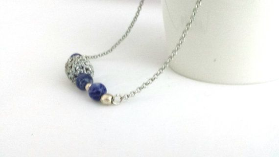 Check out this item in my Etsy shop https://www.etsy.com/listing/280106226/handmade-beaded-necklace-and-sodalite