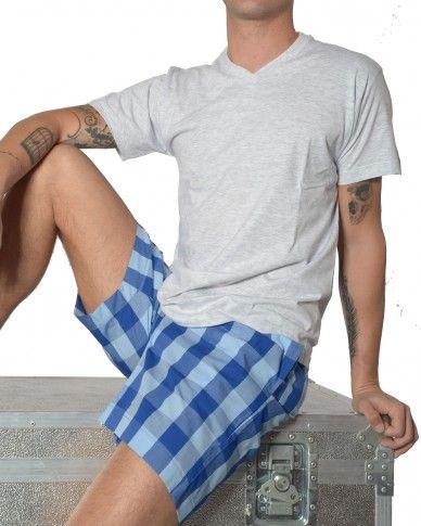 Pijama Hombre GIULIO Mod. Shelby http://www.desafiointerior.es/pijama-hombre-giulio-shelby/
