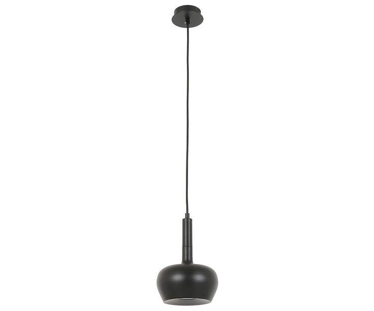 LEDlux Carter Dimmable Pendant in Black