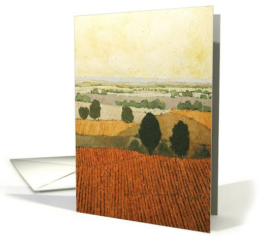 Blank Note Card - Fall Season card (1114756) by Allan Friedlander
