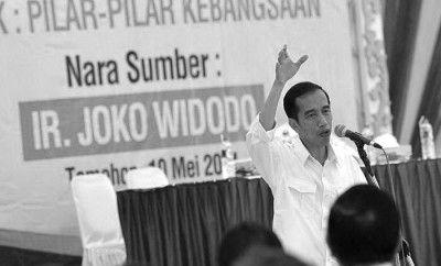 NEWS ICW Menilai Visi Misi Jokowi dalam Penegakan Hukum Lebih Komprehensif