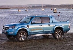 2015 ford ranger mpg