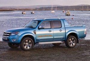 2015 ford ranger mpg