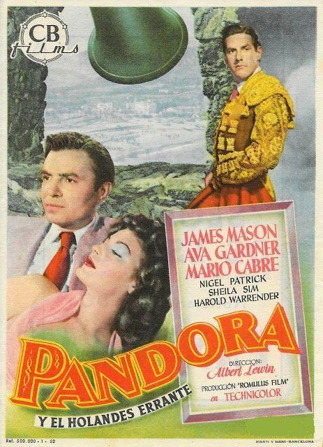 Pandora y el holandés errante (1951) P tt0043899