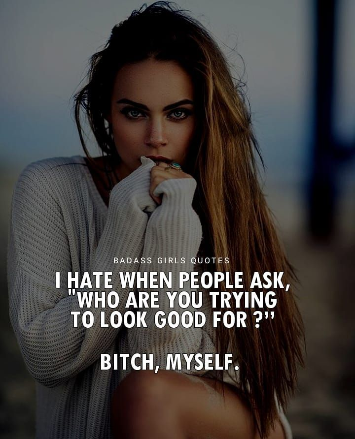 Yess . . . #badassgirlsquotes #relatablequotes #relationshipquotes #sayings #quo…