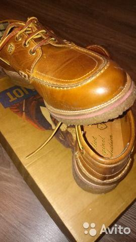 Шикарные мужские ботинки Williot— фотография №5 4500р44