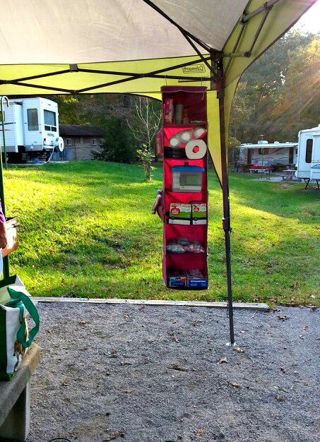 Best 25 Camping Organization Ideas On Pinterest