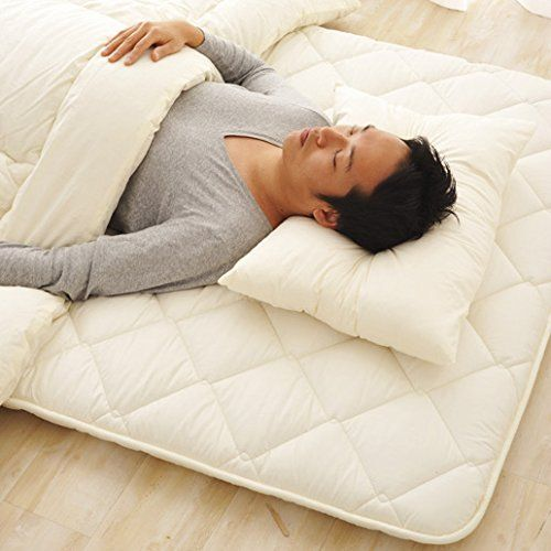 "EMOOR Japanese Traditional Futon Mattress ""Classe"", Japanese Full ..."