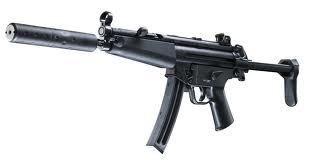 HK MP5 A5 in 22LR