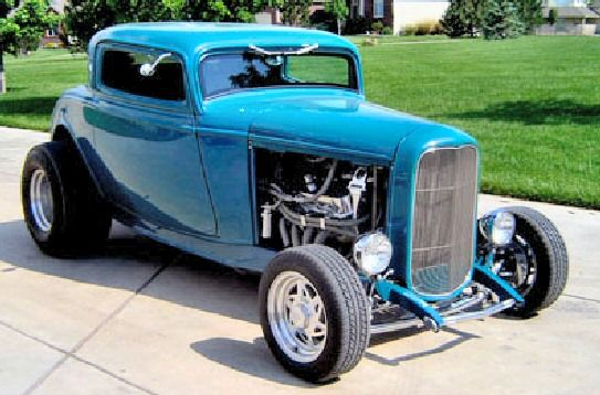 1932 Ford Coupe | Collector Cars | Pinterest | Ford, Cars and 32 ford