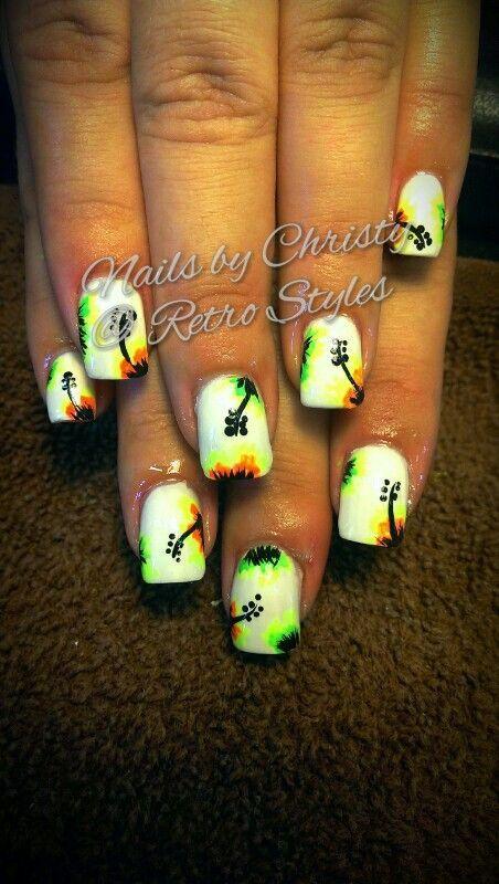 #summer nail art #fashionable nail art #cool nailart #pretty nailart #attractive nail art #unusual nail art #simple nail art # nail art #nailart