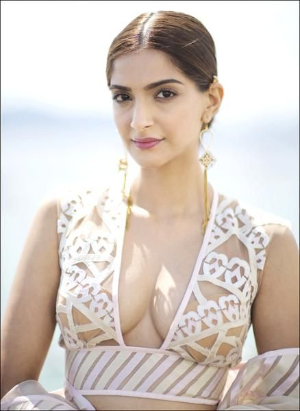 Sonam Kapoor, who is a regular at the Cannes International Film Festival red carpet since 2011, made a stellar appearance as she celebrated her fifth outing...